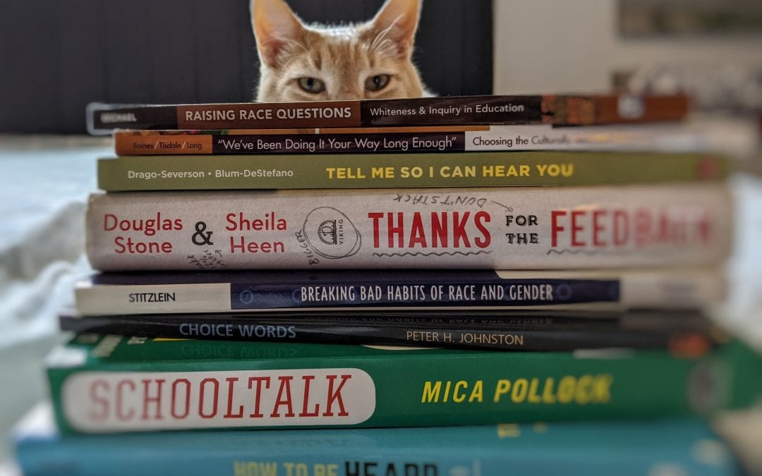 Recommended books on feedback and language